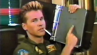 The Emotional, Yet Fascinating Trailer For Val Kilmer's Documentary About Val Kilmer Has Arrived