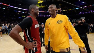 Dwyane Wade Explained To Tiger Woods How He Learned To 'Play Spots' From Kobe Bryant
