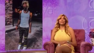 A Truly Bizarre Wendy Williams Clip Went Viral Because No One Can Believe How It Ended