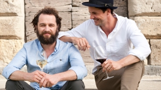 Matthew Rhys' Experience While Co-Hosting 'The Wine Show' Actually Sounds Rather Grueling
