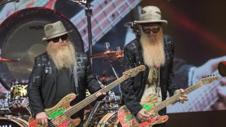 ZZ Top Will Continue To Perform Following Dusty Hill's Death