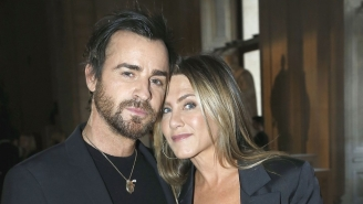 Jennifer Aniston Toasted Her 'Truly One Of A Kind' Ex Justin Theroux For His 50th Birthday