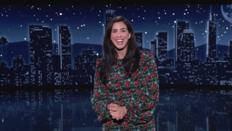 Sarah Silverman Loves That Rudy Giuliani Is On Cameo So We Can All Pay To Experience 'A Future Convicted Felon Accidentally Farting On Camera'