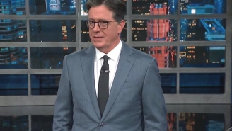 Stephen Colbert Mocked Some Of The Latest Absurd Anti-Vaccine Conspiracy Theories Floating Around