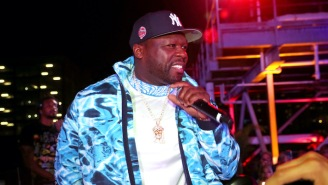 50 Cent Says Eminem's 'EPMD 2' Verse Inspired Him To Record Again