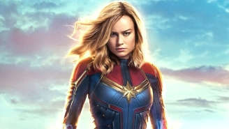 Brie Larson's Ripped Look Is Inspiring Lots Of Reactions About Another Avenger