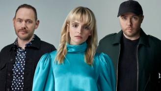 Chvrches Share A Pitch-Perfect Cover Of Avril Lavigne's 'I'm With You'