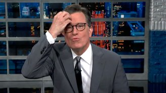 Stephen Colbert Called A Board Meeting Overrun By Anti-Vaxxers The 'Most Insane Thing I Have Ever Seen Or Heard'