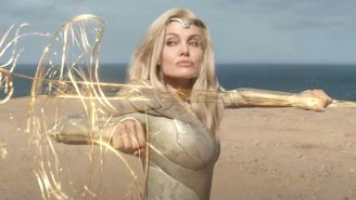 Marvel Fans Are Responding To The 'Eternals' Trailer With Speculation And Jokes, Of Course