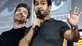 Kumail Nanjiani Promises That 'Eternals' Is Completely Free Of 'Brown Dude' Stereotypes