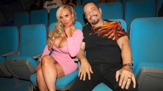 Ice-T Makes It Clear He Has No Problem With Coco Austin Breastfeeding Their Five-Year-Old