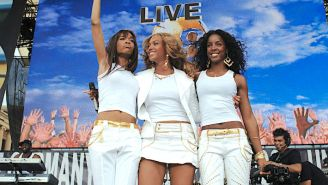Fans Think Destiny's Child May Have Dropped A Clue Hinting At Their Reunion