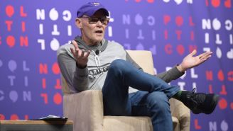 James Carville Is Mad As Hell About The 'Hysterical And Stupid' Coverage Of Biden's Afghanistan Pullout