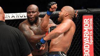 Ciryl Gane TKO'd Derrick Lewis To Claim The Interim Heavyweight Title At UFC 265