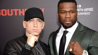 Eminem Has Locked Down One Of His First Acting Roles Since '8 Mile,' In 50 Cent's 'Black Mafia Family'