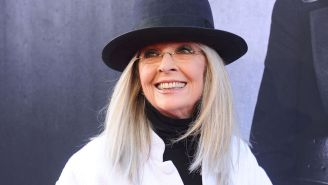 Diane Keaton Celebrated The 'Good Men' She Has Worked With Over The Years —Like Steve Martin, Martin Short, and… Mel Gibson
