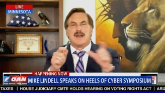 Increasingly Unhinged Mike Lindell Attacked Sean Hannity And Laura Ingraham For Not Putting Him On Their Shows