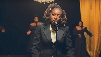 Little Simz Makes Her US TV Debut With An Elegant Performance Of 'Woman' On 'Fallon'