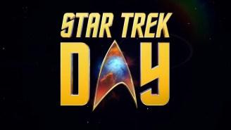 'Star Trek' Reveals 55th Anniversary Plans With 'Star Trek' Day Celebration