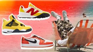SNX DLX: Featuring Tour Yellow Jordan 4s, Starfish Jordan 1s, Casablanca New Balances, And More