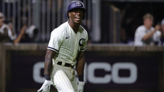 Tim Anderson Capped Off MLB's Thrilling Field Of Dreams Game With A Walk-Off Home Run