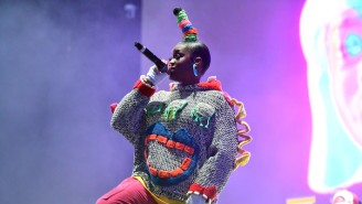 Tierra Whack Shows Off Her Versatility With The Fashion-Forward 'Walk The Beat'