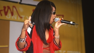 Aaliyah's Uncle And Founder Of Blackground Records Thanks Fans For Supporting 'One In A Million'