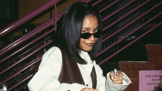 Aaliyah's Record Label Drops Merch To Commemorate 'One In A Million' Streaming