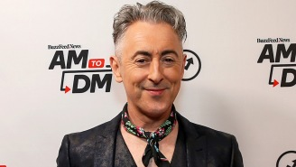 Alan Cumming Had A Hilariously Profane Response When He Turned Down A Role In The Second 'Harry Potter'