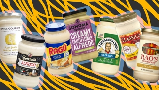 We Tasted And Ranked Every Grocery Store Alfredo Sauce… Because We Hate Ourselves