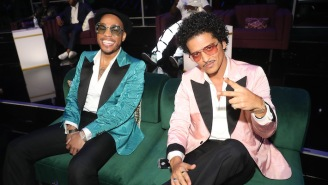 Bruno Mars And Anderson .Paak Have Delayed Their Silk Sonic Album To 2022 For A Specific Reason