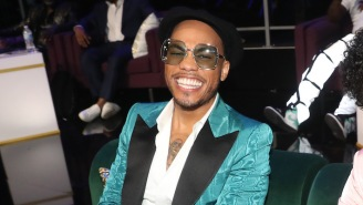 Anderson .Paak Got A Tattoo Demanding No Posthumous Releases Of His Music When He's Gone