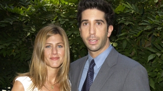 People Are Melting Down Over Rumors That Jennifer Aniston And David Schwimmer Are Really Dating IRL
