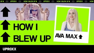 """Ava Max Tells Us How """"Sweet But Psycho"""" Blew Up"""