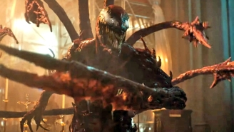 'Venom' Fans Can't Get Enough Of Woody Harrelson's Transformation In The New 'Let There Be Carnage' Trailer