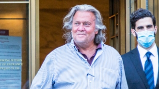 Steve Bannon Newly Reported Maneuverings Around Jan. 6 Are *Not* Looking Good For Him Amid Him Being Subpoenaed