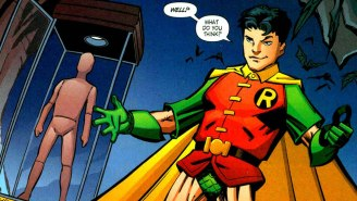 Robin Comes Out As Bisexual In A New 'Batman' Comic (After An Eight-Decade History)