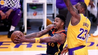Kent Bazemore Reportedly Turned Down More Money From The Warriors To Try And Win A Title With The Lakers