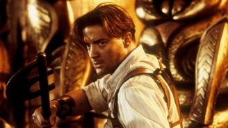 Everyone Is Very Happy For Brendan Fraser After He Was Cast In Martin Scorsese's Next Movie