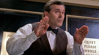 'Spider-Man' Fans Are Trying To Figure Out How To Conjure Bruce Campbell Into 'No Way Home'