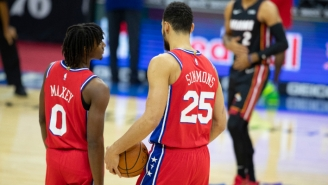 Report: Tyrese Maxey Could Be Moved In A Ben Simmons Trade Because Rich Paul Wants Them Both Out Of Philly