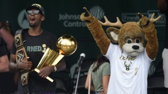 Bill Burr Seems To Have Accurately Predicted A COVID Breakout In Milwaukee Following The Bucks' NBA Playoff Run