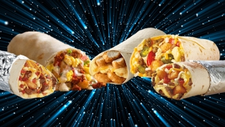 The Best Breakfast Burritos In The Fast Food Universe