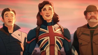 Steve Rogers Becomes A New (But Very Familiar Looking) Hero In A Disney+ 'What If…?' Preview
