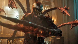Woody Harrelson Didn't Want To Voice Carnage In The 'Venom' Sequel Until Andy Serkis Talked Him Into It