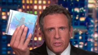 Chris Cuomo Firmly Disagrees With The Lawyer Of The Man Suing Nirvana For Child Pornography