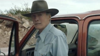 Clint Eastwood Hits The Road Again, This Time With A Rooster, In The First Trailer For 'Cry Macho'