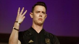 Colin Hanks On MLS's Fan Culture And The LAFC/LA Galaxy Rivalry