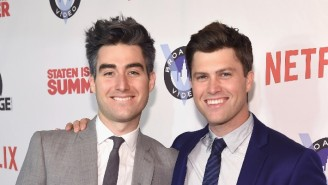 Colin Jost (And His Brother) Are Reportedly Writing A Teenage Ninja Turtles Movie, And Michael Bay Is Involved, Too