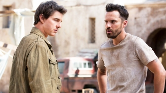Tom Cruise's Reputation As A Wild Stuntman Is Reinforced (To A Scary Degree) By Jake Johnson's 'The Mummy' Experience